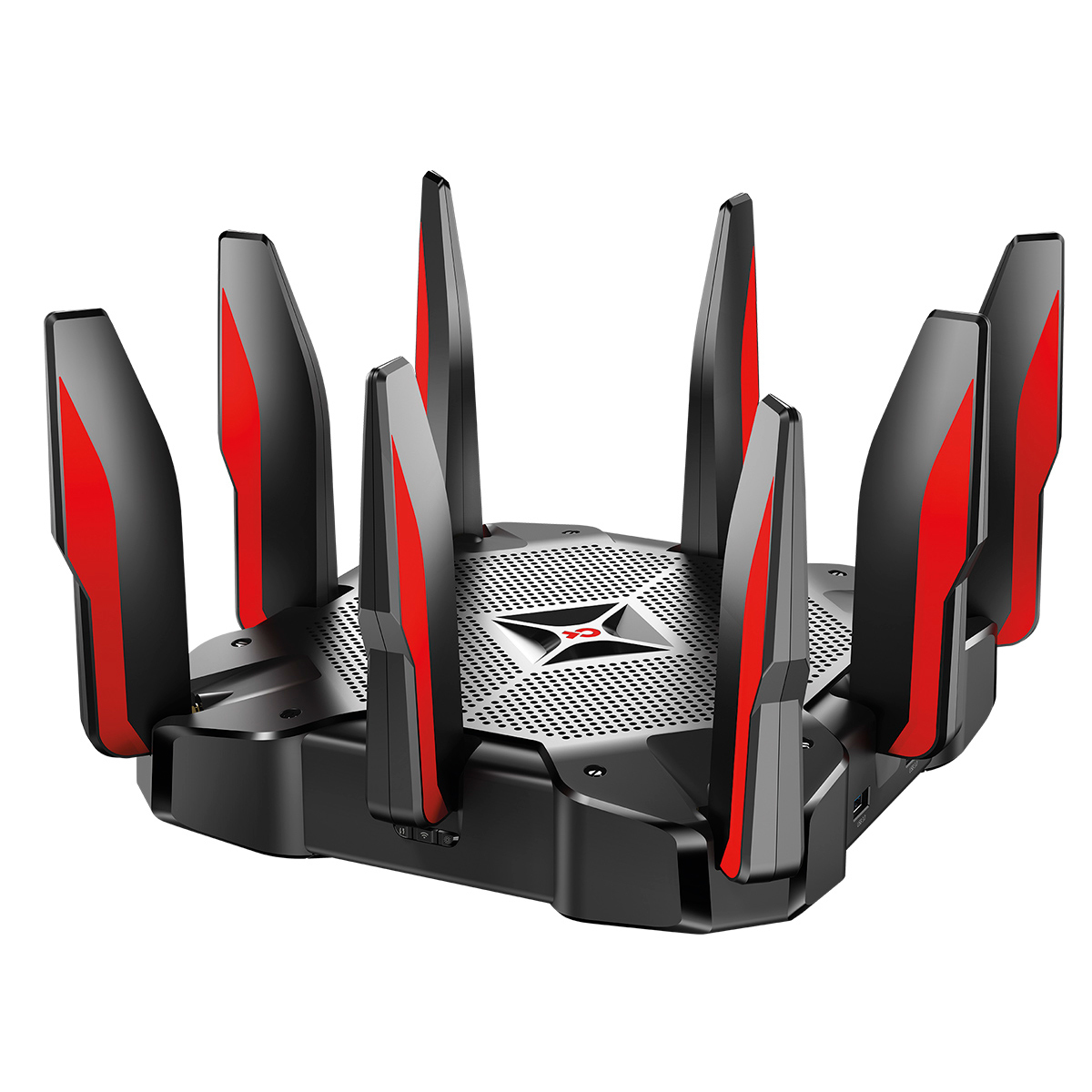 ROUTER GAMING TP-LINK ARCHER C5400X (INALAMBRICO, NEGRO)